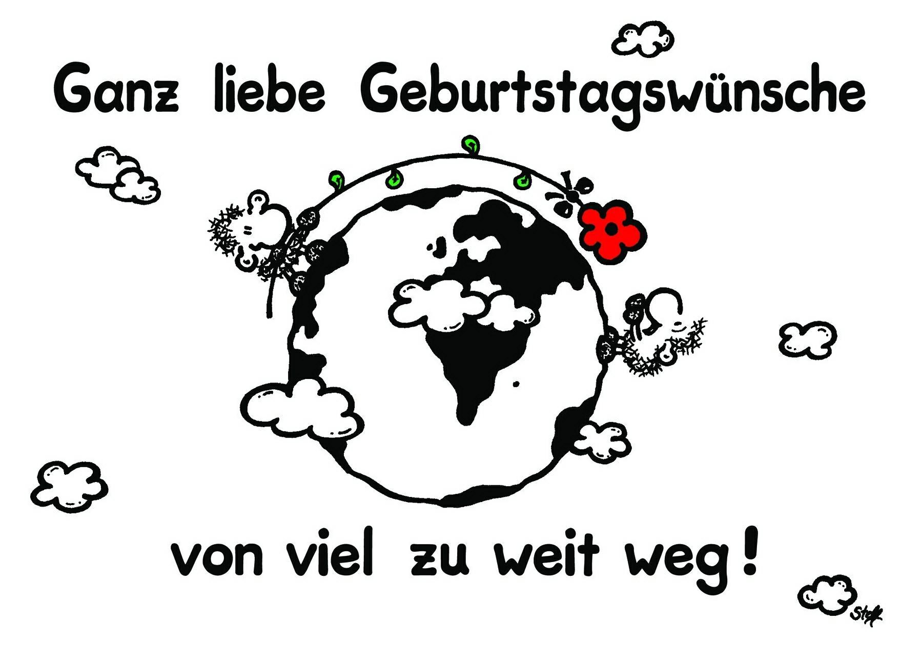 Поздравления с днём рождения в германии 88